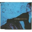 The Devlins Heaven's Wall PROMO CDS