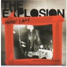 The Explosion Here I Am Promotional Single PROMO CDS