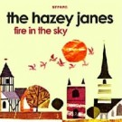 The Hazey Janes Fire In The Sky PROMO CDS