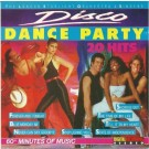 The London Starlight Orchestra & Singers Disco Dance Party - 20 Hits CD