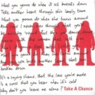 The magic numbers Take a chance PROMO CDS