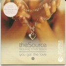 The Source Featuring Candi Staton You Got The Love CDS