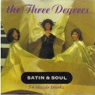 the Three Degrees Satin & Soul CD