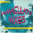 The visions mastermixers Immaculate Mixes Disc One CD