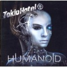 Tokio Hotel Humanoid (English) CD