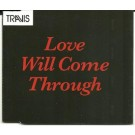 Travis Love Will Come Through PROMO CDS
