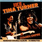 Ike & Tina Turner Golden Empire PROMO CD