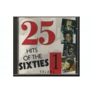 Various Artists 25 Hits Of The Sixties Volume 1 CD