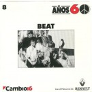 Various Artists Cambio 16 Anos 60 Beat CD