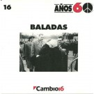 Various Artists Cambio 16 Anos 60 Baladas Volume 16 CD