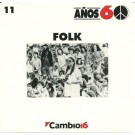 Various Artists Anos 60 Folk Volume 11 CD