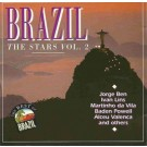 Various Artists Brazil The Stars - Vol. 2 CD