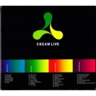 Various Artists Cream Live 2CD