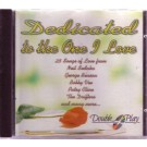Various Artists Dedicated To The One I Love CD