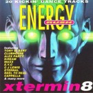Various Artists Energy Rush Xtermin8 CD