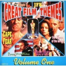 Various Artists Great Film Themes Vol. 1 CD