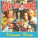 Various Artists Great Film Themes Vol. 3 CD
