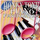 Various Artists Honky Tonk Piano Favourites CD