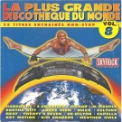 Various Artists La Plus Grande Discotheque Du Monde Vol.8 CD