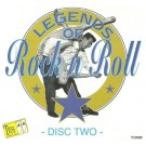 Various Artists Legends Of Rock 'n Roll Cd2 CD