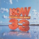Various Artists Now That's What I Call Music! 33 Cd 1 2CD