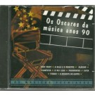 Various Artists Os Oscares Da Musica Anos 90 CD
