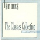 Various Artists The Classics Collection PROMO CD