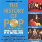 Various Artists The History Of Pop 1966-73 Vol 1 CD