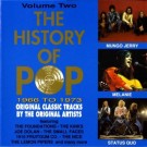 Various Artists The History Of Pop 1966 To 1973 Volume 2 CD