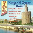 Various Artists The Kings Of Gypsy Music CD