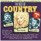 Various Artists Those Were The Days - Vol.2 - The Country Stars CD