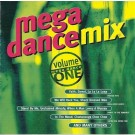 Various - Galaxy Music Ltd 1996 Mega Dance Mix Volume 1 CD