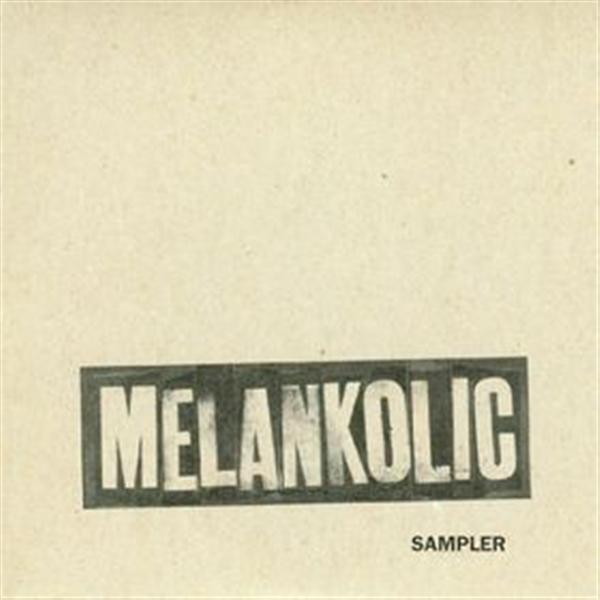 Various Melankolic Sampler PROMO CD