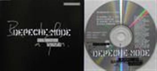 Depeche Mode Barrel Of A Gun Disc 1 CD-SINGLE