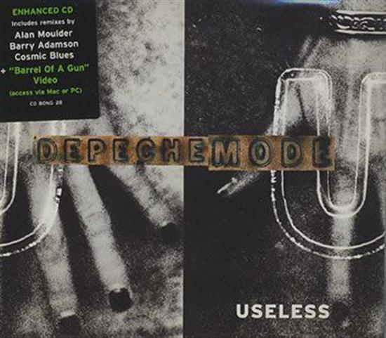 Depeche Mode Useless Cdbong 28 CD-SINGLE
