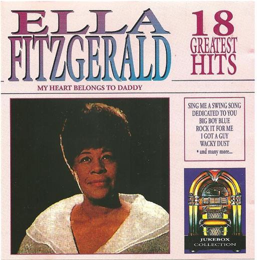 Ella Fitzgerald The Best Of Ella Fitzgerald CD