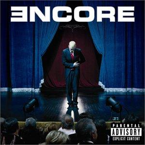Eminem Encore CD