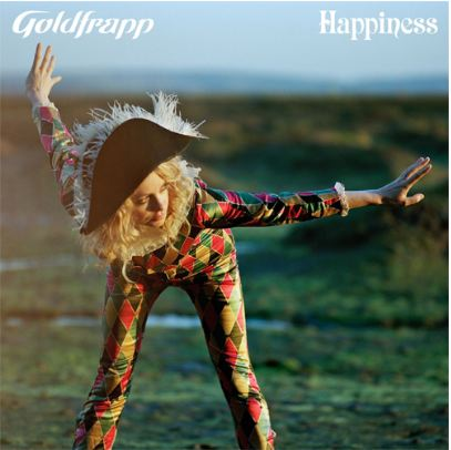 Goldfrapp Happiness PROMO CDS
