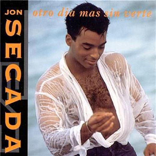 Jon Secada Otro Dia Mas Sin Verte CD