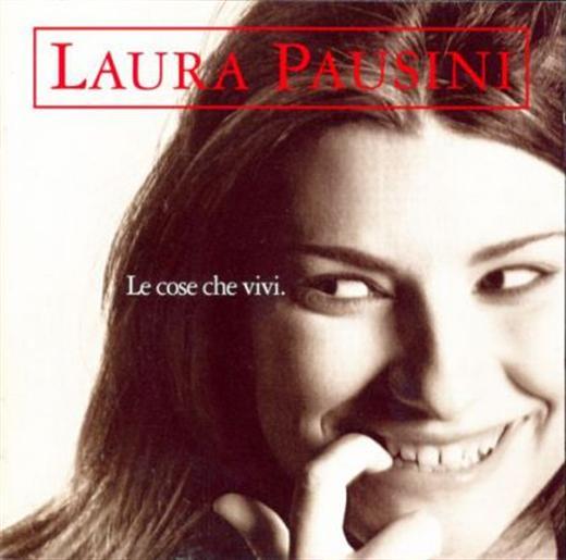 Laura Pausini Le Cose Che Vivi CD