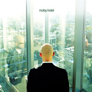 MOBY - Hotel CD - CD
