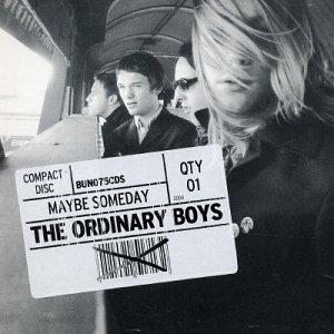 Ordinary Boys Maybe Someday CDS