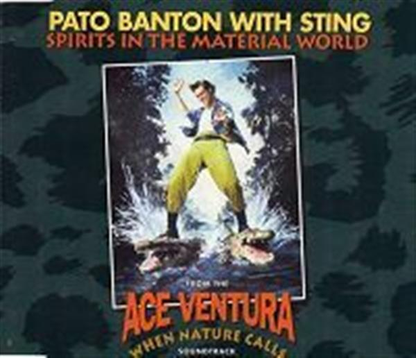 Pato Banton with Sting Spirits In The Material World CD