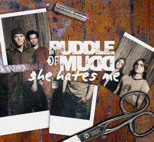 Puddle Of Mudd - She Hates Me [CD 2] CDS - CD single