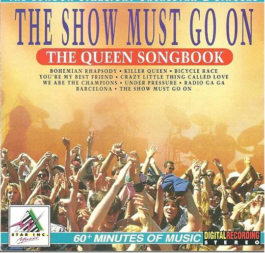 London Starlight Orchestra & Singers The Show Must Go On CD