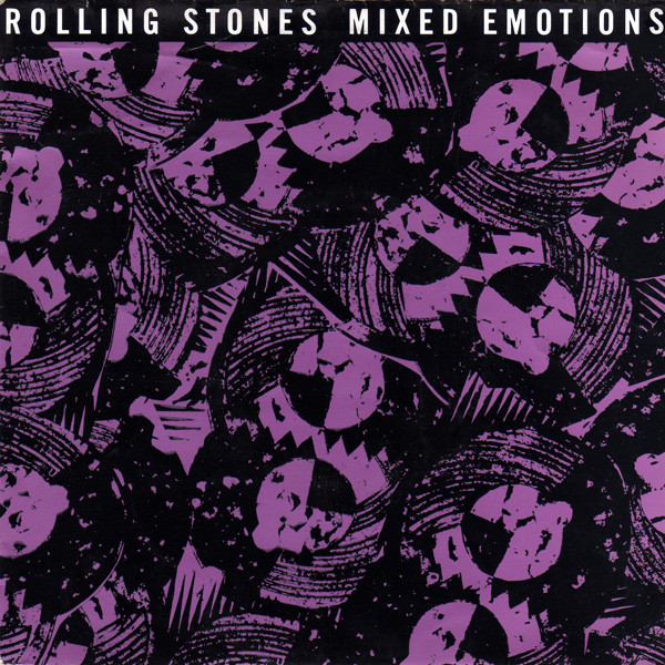 The Rolling Stones Mixed Emotions