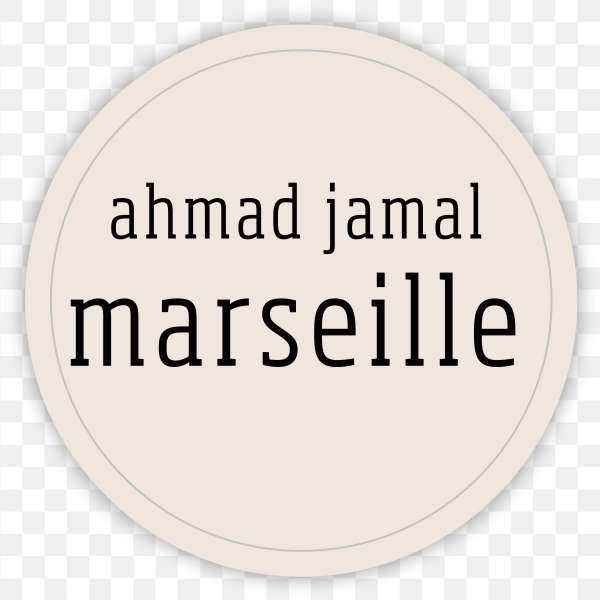 AHMAD JAMAL - Marseille LP - LP