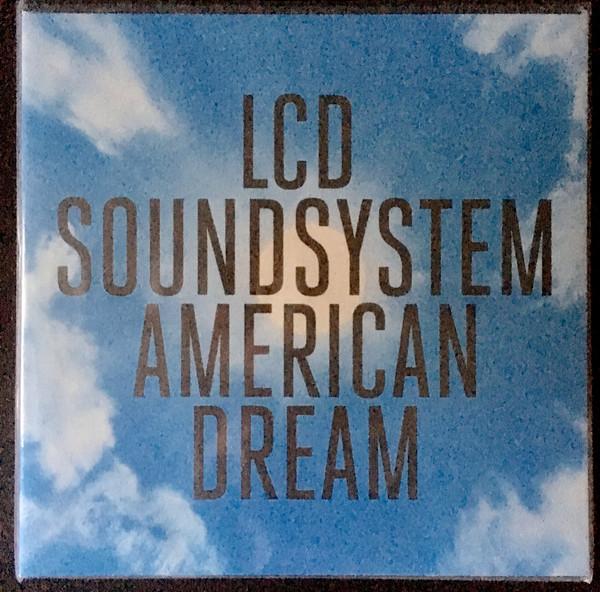 LCD SOUNDSYSTEM - American Dream LP - 33T