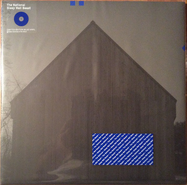 THE NATIONAL - Sleep Well Beast LP - 33T