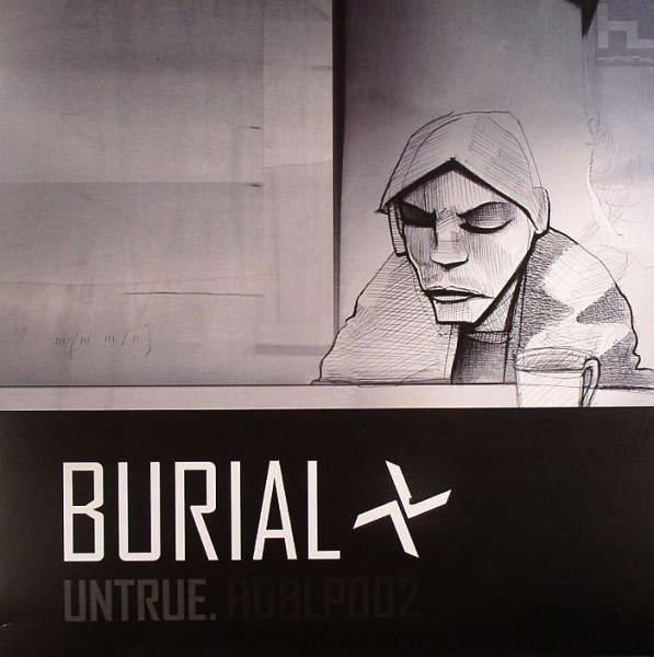 BURIAL - Untrue 2X12'' - 33T x 2